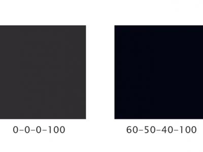Про черный цвет